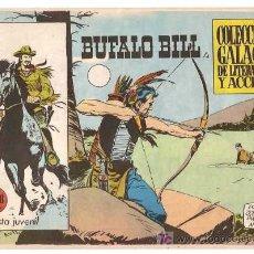 Tebeos: BUFALO BILL GALAOR 1965 Nº 4 ORIGINAL. Lote 25723274