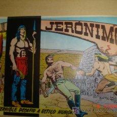 Tebeos: EDICIONES GALAOR--JERONIMO--Nº 6--ORIGINAL. Lote 6696486