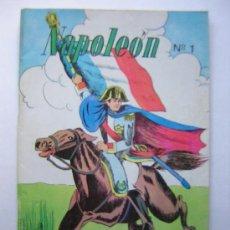 Tebeos: NAPOLEON Nº 1 EDICIONES GALAOR. Lote 27107884