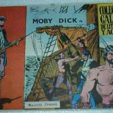 Tebeos: MOBY DICK Nº 4 -- ULTIMO ORIGINAL - GALAOR 1965. Lote 8921347