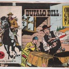 Tebeos: BUFALO BILL. Nº 3. Lote 18535492