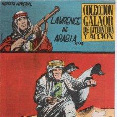 Tebeos: LAWRENCE DE ARABIA. Nº 13. Lote 17994393
