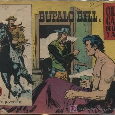 Tebeos: BUFALO BILL. Nº 8. Lote 18455033
