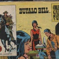 Tebeos: BUFALO BILL Nº 12. Lote 18455034