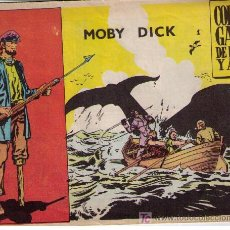 Tebeos: MOBY DICK. Nº 1. Lote 18682077