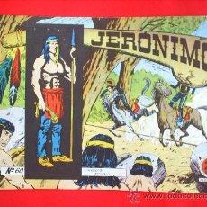 Tebeos: JERONIMO N.60 BIEN EDICIONES GALAOR. Lote 20033790