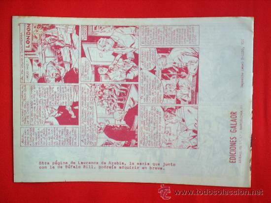Tebeos: JERONIMO N.60 BIEN EDICIONES GALAOR - Foto 2 - 20033790