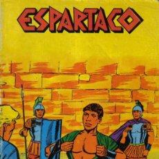 Tebeos: ESPARTACO - Nº 6 - EDICIONES GALAOR (EDICIÓN DE 10 PESETAS) - 1968 - BIEN CONSERVADO.. Lote 16297627