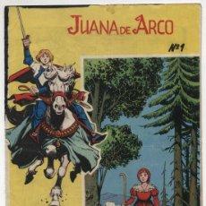 Tebeos: JUANA DE ARCO Nº 1.. Lote 17141766