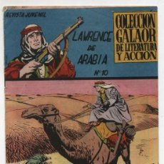 Tebeos: LAWRENCE DE ARABIA Nº 10.. Lote 17141922