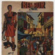 Tebeos: BEN HUR Nº 1.. Lote 17142016