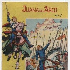 Tebeos: JUANA DE ARCO Nº 5.. Lote 17142295