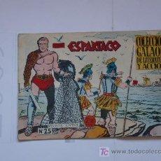 Tebeos: ESPARTACO Nº 25 ORIGINAL. Lote 26598730