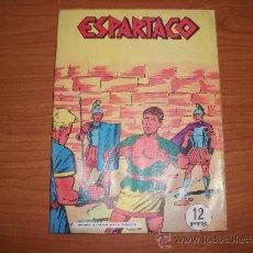 Tebeos: ESPARTACO Nº 6 ULTIMO NUMERO EDICIONES GALAOR 1968 . Lote 21843396