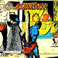 BDs: ESPARTACO (GALAOR) Nº 20. Lote 21945589