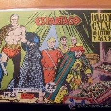 Tebeos: ESPARTACO Nº 23 ( ORIGINAL ED. GALAOR ) (S3). Lote 24825996