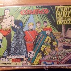 Tebeos: ESPARTACO Nº 23 ( ORIGINAL ED. GALAOR ) (S3). Lote 24826008