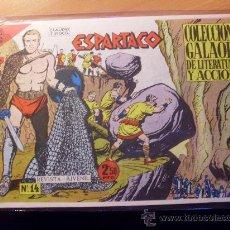 Tebeos: ESPARTACO Nº 14 ( ORIGINAL ED. GALAOR ) (S3). Lote 24826050