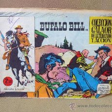 Tebeos: COMIC, ORIGINAL, BUFALO BILL, EDITORIAL GALAOR, Nº 11. Lote 25222310