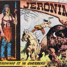 Tebeos: JERONIMO - Nº 2 - JERONIMO ES YA GUERRERO. Lote 27881349