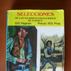 Livros de Banda Desenhada: SELECCIONES DE LAS MEJORES COLECCIONES DE COMICS Nº 2. Lote 28249312