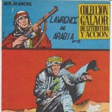 Tebeos: LAWRENCE DE ARABIA Nº 13. . Lote 28538019