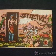 Tebeos: JERONIMO - Nº 31 - ¿FRACASARA JERONIMO? - EDICIONES GALAOR -. Lote 28771408