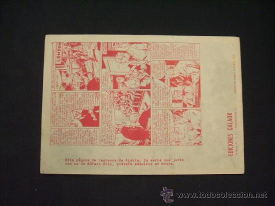 Tebeos: JERONIMO - Nº 60 - EDICIONES GALAOR - - Foto 8 - 28772131