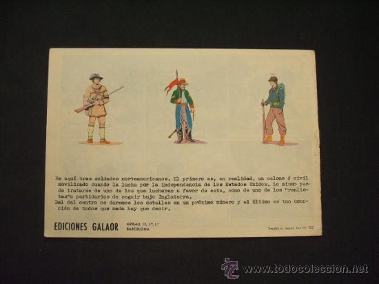 Tebeos: JERONIMO - Nº 63 - EDICIONES GALAOR - - Foto 7 - 28772159