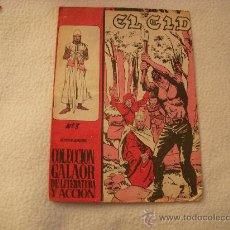 Giornalini: EL CID Nº 3, EDITORIAL GALAOR. Lote 29173355