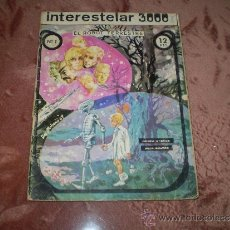 Tebeos: INTERESTELAR 3000 Nº 1. Lote 31508753