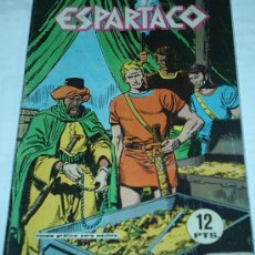 Tebeos: ESPARTACO 2ª - Nº 5 - ORIGINAL GALAOR. Lote 31604395