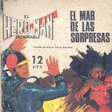 Tebeos: HERO-MAN , EL MAR DE LAS SORPRESAS. Lote 32970604