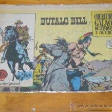 Tebeos: TEBEOS-COMICS GOYO - BUFALO BILL - GALAOR - Nº 5 *AA99. Lote 32483156