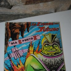 """Tebeos: LA TIERRA DEL FUTURO """"DIA S PUNTO Z, NOVELA GRÁFICA, EDITORIAL GALAOR . Lote 35074203"""