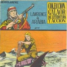 Tebeos: LAWRENCE DE ARABIA Nº 4. Lote 35214831
