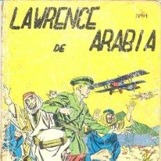 Tebeos: LAWRENCE DE ARABIA Nº 4. Lote 35214919
