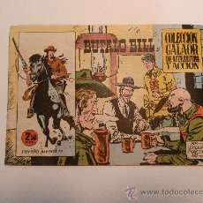 Giornalini: BUFALO BILL Nº 9-COLECCIÓN GALAOR-1964-MUY BUENO. Lote 35991141