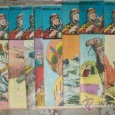 Tebeos: LAWRENCE DE ARABIA (GALAOR) 15 EJ (COMPLETA) VER DESCRIPCION. Lote 36838365