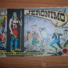 Tebeos: JERONIMO Nº 13 ORIGINAL EDITORIAL GALAOR . Lote 38340777