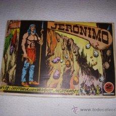 Giornalini: JERONIMO Nº 12, EDITORIAL GALAOR. Lote 38832753