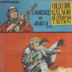 Tebeos: LAWRENCE DE ARABIA Nº 13.. Lote 39408432