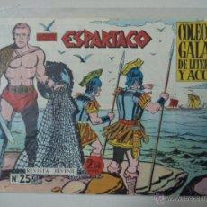 Tebeos: ESPARTACO.Nº 25. Lote 39779870