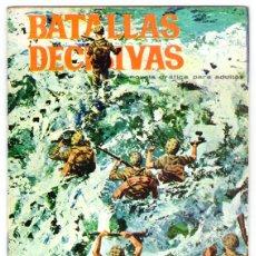 Giornalini: BATALLAS DECISIVAS, PEARL HARBOUR, 8 PTAS.. Lote 41286318