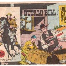 Tebeos: BUFALO BILL Nº 3-COLECCION GALAOR. Lote 26518488