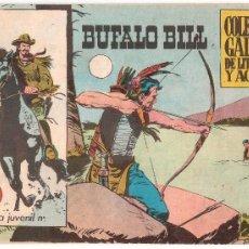 Tebeos: BUFALO BILL Nº 4-COLECCION GALAOR. Lote 26518491