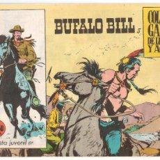 Tebeos: BUFALO BILL Nº 5-COLECCION GALAOR. Lote 26518499