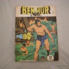Tebeos: BEN-HUR Nº 2, NOVELA GRÁFICA, EDITORIAL GALAOR. Lote 43365456
