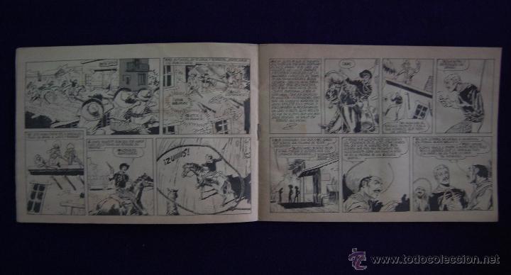 Tebeos: JERONIMO. Nº8. AÑO 1964. ORIGINAL. EDICIONES GALAOR- BARCELONA - Foto 2 - 45665729
