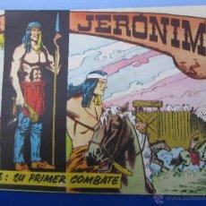 Tebeos: JERONIMO N. 3 ORIGINAL , EDICIONES GALAOR ,. Lote 46178431